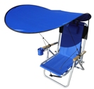 Undercover chair topper for Beach Chairs