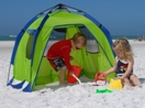 Bambino Beach Cabana Tent for Kids. Drop ship 3-5 business days.