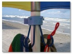 This item is discontinued: Beach umbrellas hook