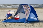 Caribe Beach Shade Tent