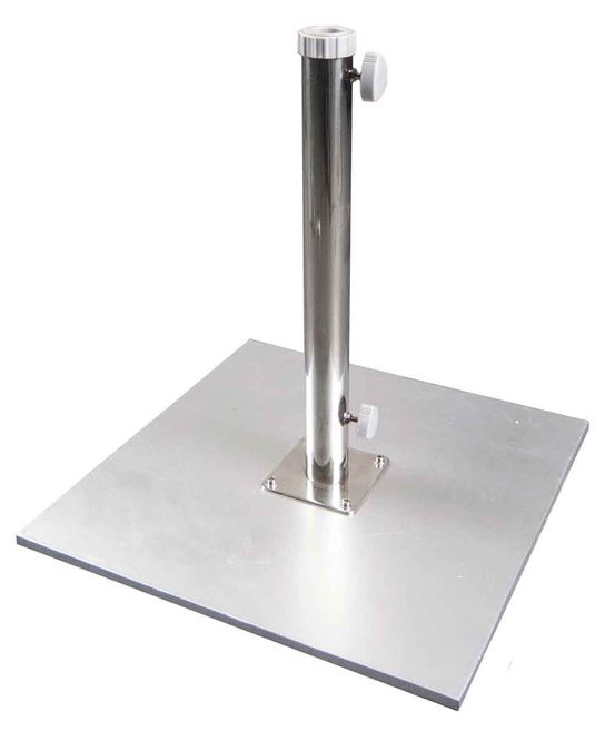 110 pound galvanized steel patio umbrella base CRLY905