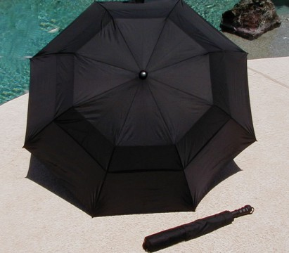 A travel umbrella special