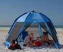 Summer Habitat Beach Tent. Drop ship 3-5 business days.